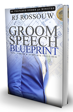 Groom Speech Blueprint